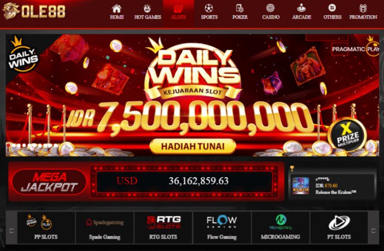 Joining Situs Slot Online Ini Promotions
