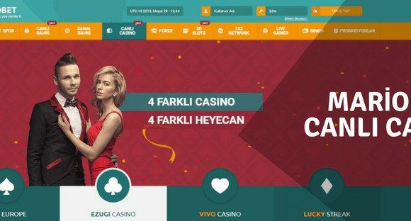 What are actually the advantages of mariobet live betting internet site?