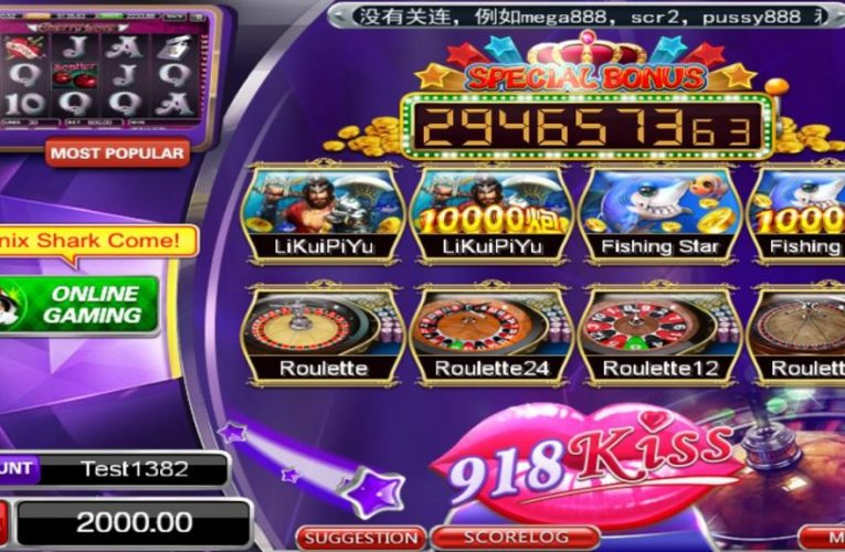 A Consider the Online Casino of the People's Selection